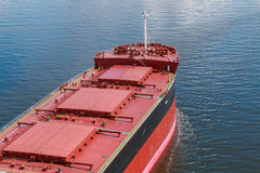 Bulk-carrier Stock Fotografie