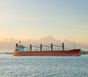 Bulk Carrier Stock Image