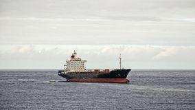 A bulk carrier Stock Photo