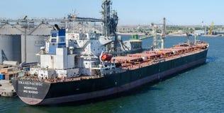 Bulk carrier Royalty Free Stock Image