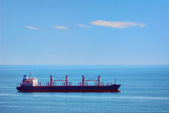 Bulk Carrier Ship Royalty Free Stock Image
