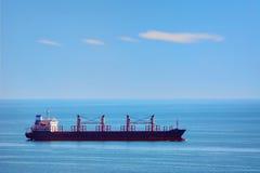 Bulk Carrier Ship Royalty Free Stock Image