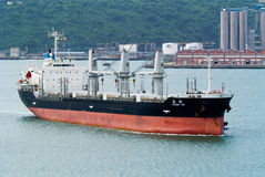 Bulk carrier Trump in Durban Stock Images