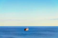 Bulk-carrierschip Stock Foto