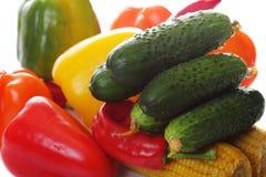 bulk grönsaker Arkivfoton
