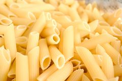 Bulk Penne Stock Photos