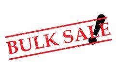 Bulk sale Royalty Free Stock Image