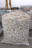Bulk stones Royalty Free Stock Photos