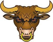 Bull Fotografia Stock