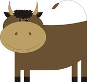 Bull 2 Stock Image