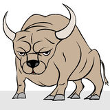 Bull Royalty Free Stock Photography