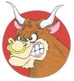 Bull Photos libres de droits
