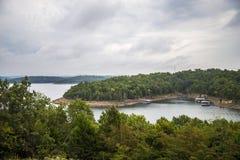 Λίμνη του κοπαδιού του Bull, ποταμός, νερό Στοκ φωτογραφίες με δικαίωμα ελεύθερης χρήσης