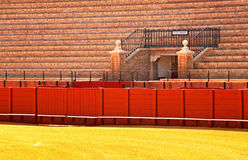 Bull-Arena Lizenzfreies Stockfoto