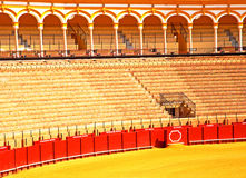 Bull arena Stock Photos
