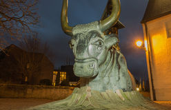 The Bull of Breisach Royalty Free Stock Photo