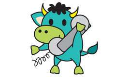 Bull Calling Stock Photos