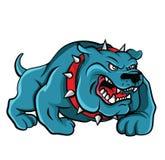 Bull Dog Vector Royalty Free Stock Photo