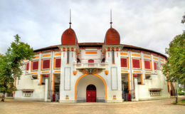 Bull Fighting Arena of Dax - France Stock Image