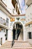 Bull Fighting Museum in Mijas, Spain Royalty Free Stock Image