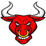 Bull Head Stock Photography