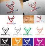 Bull Logo Stock Images