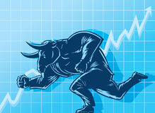 Bull Market Stock Photos