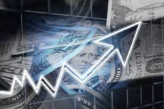 Bull Market Representing The Stock Market. High Quality Stock Photo stock photography