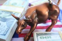 Bull Market Stock Exchange High Quality
