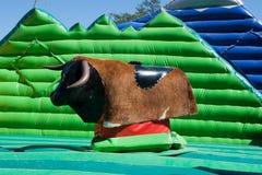 Bull mecânica Imagens de Stock Royalty Free