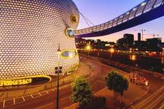 Bull Ring Birmingham. Bull Ring in Birmingham City Centre stock photo