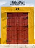 Bull Ring Entrance en Sevilla, España imagen de archivo libre de regalías