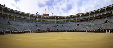 Bull Ring, Madrid Stock Photo