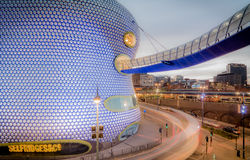 Bull Ring Shopping Center Stock Image