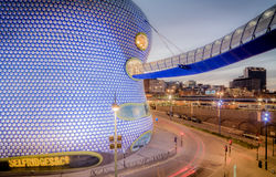 Bull Ring Shopping Center Stock Photography