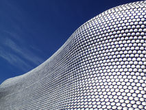Bull Ring Shopping Centre in Birmingham, Englan Royalty Free Stock Image
