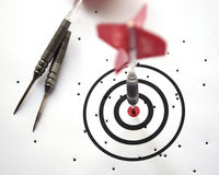 Bull's Eye Stock Images