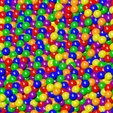 Bull's-eye candies. Colorful background. Bull's-eye candies. Colorful background of assorted candies including gum balls lollipops and jelly candies Stock Image