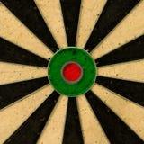 Bull's Eye. The Center of a Dartboard stock photos