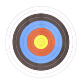 Bull's eye target Royalty Free Stock Photography