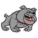 Bulldog Classic Icon Royalty Free Stock Photos