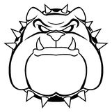 Bulldog. Illustrator desain .eps 10 Vector Illustration