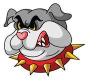 Bulldog Mascot stock illustration