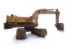 Bulldozer 1 Royalty Free Stock Photography