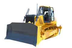 Bulldozer Stock Foto