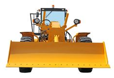 Bulldozer Royalty Free Stock Photos