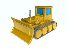 BULLDOZER Stock Photos
