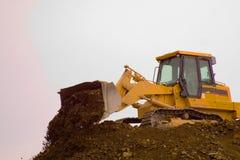 Bulldozer Immagini Stock