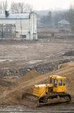 Bulldozer Stock Afbeelding