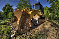 Free Bulldozer Royalty Free Stock Image - 24511246